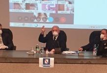 Vincenzo De Luca ha incontrato oggi le federazioni sportive della Campania