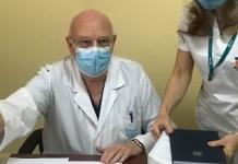 dr Lucio Delli Veneri, Direttore Sanitario della Clinica San Michele