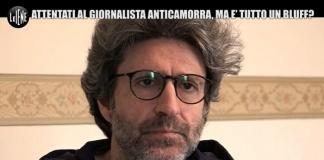 """""""Le Iene"""" di Italia Uno sono tornate da Mario De Michele, il giornalista sotto scorta per una bugia"""