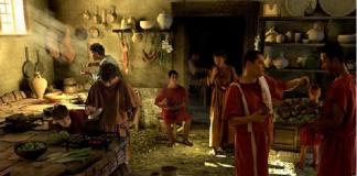 A cena con gli antichi romani al Museo Campano di Capua: degustazione di pietanze e vini d'epoca