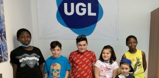 I ragazzi delle scuole di Caserta incontrano la Ugl