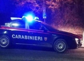 Sessa Aurunca, non si fermano all'alt dei Carabinieri e vengono arrestati dopo un rocambolesco inseguimento