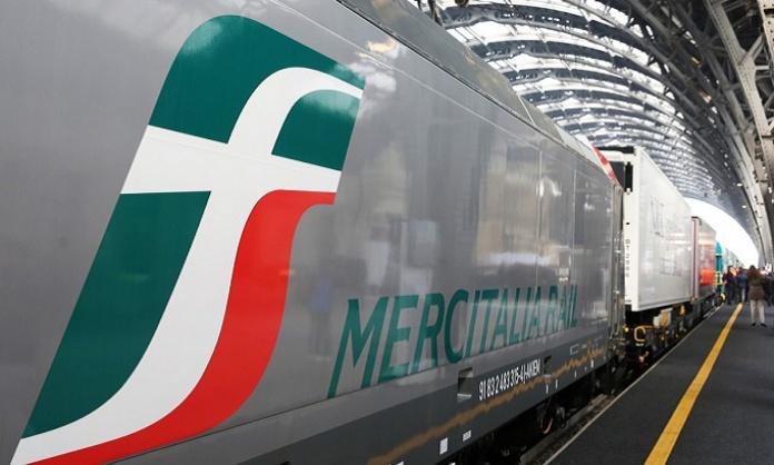 Treno Mercitalia Fast