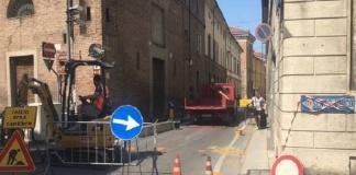 Lavori a Caserta: 3 ordinanze in materia di mobilità tra chiusure al traffico e divieti di sosta