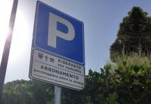 Baia Domizia, parcheggio a pagamento