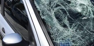Caserta, atti vandalici ai danni delle auto in sosta nei pressi della stazione ferroviaria