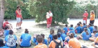 Caserta, mattinata di informazione per i ragazzi dell'Estate Ragazzi Salesiana presso il Parco Maria Carolina