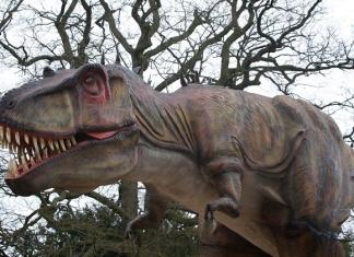 Dinosauri a Caserta con Living Dinosaurs