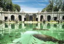 Fontana di Eolo, foto di Francesco Moggio