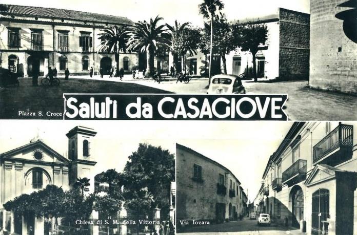 Frammenti di storia casagiovese, il saggio storico scritto in onore della città di Casagiove
