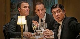 Gli infedeli, il nuovo film Netflix con Riccardo Scamarcio, Valerio Mastandrea e Massimiliano Gallo