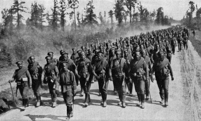 Il 28 luglio 1914 aveva inizio la Prima Guerra Mondiale