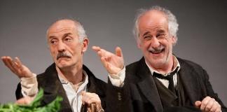 Peppe e Toni Servillo all'Arena Spartacus Festival di Santa Maria Capua Vetere