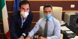 Regionali in Campania, Orlando De Cristofaro formalizza la candidatura