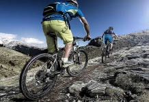 San Potito Sannitico set cinematografico per un film dedicato alle Mountain Bike