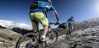 San Potito Sannitico set cinematografico per un film dedicato alle Mountain Bike