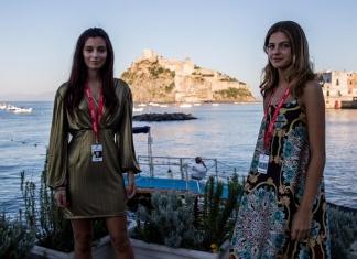 """All'Ischia Film Festival l'Amica Geniale"""" Gaia Girace si commuove sulla violenza domestica subita da Lilia"""