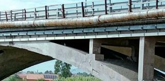 Castel Volturno, disposta la chiusura di un ponte per rischio crollo