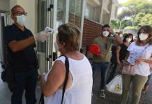 Covid in Campania, aumentano i contagi
