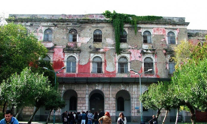 Ex Ospedale Psichiatrico Santa Maria Maddalena di Aversa