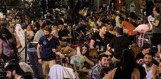 Il Sindaco di Caserta Carlo Marino raccomanda buon senso ai giovani che ritornano dalle vacanze