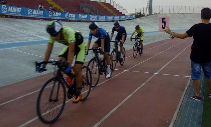 La gara ciclistica al velodromo di Marcianise Vincenzo Capone ha aperto ufficialmente la stagione agonistica