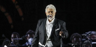 Placido Domingo alla Reggia di Caserta - Credit Photo CasertaWeb