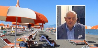 Renato Lamberti, storico commerciante di Caserta, è morto mentre si trovava in spiaggia