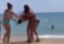 Rissa tra due donne per il mancato distanziamento in spiaggia