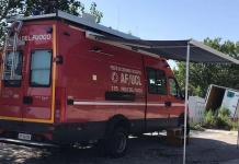 Si allontana da casa e minaccia di suicidarsi, ricerche coordinate dai Vigili del Fuoco di Caserta