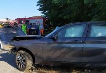 Uomo perde la vita in un incidente stradale, i Vigili del Fuoco di Caserta sono ricorsi alle cesoie per estrarlo dalle lamiere