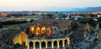 """Giornate europee del patrimonio 2020 a Santa Maria C.V.: """"Imparare la vita"""" all'Anfiteatro Campano e al Museo Archeologico dell'Antica Capua"""