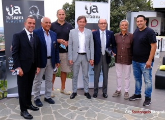 Caserta, presentata la nuova governance della Juvecaserta Academy