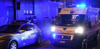 Caserta, un sabato notte di violenza domestica a Parco Cerasole