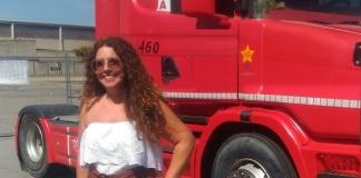 Raffaella D'Antonio presenta il suo progetto dedicato esclusivamente ai trasporti e alla logistica