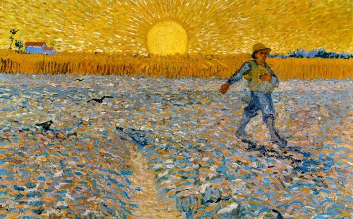 Vincent van Gogh, Il seminatore