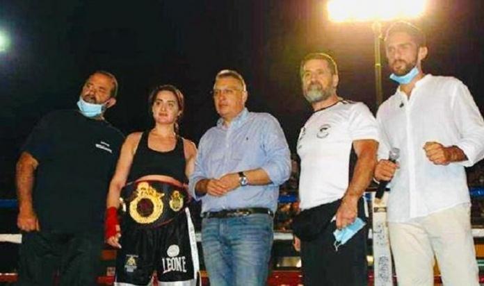 Vincenza Improta vince il titolo nazionale X.F.C.