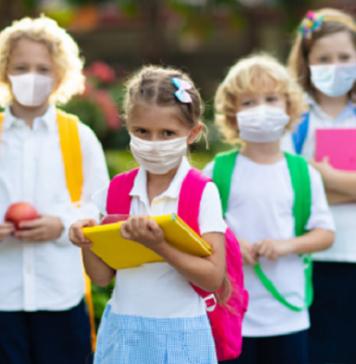 Primo giorno di scuola a Caserta e provincia: i bambini i giudici più onesti di una gestione difficile