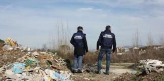 Traffico illecito di rifiuti a San Tammaro: otto misure cautelari eseguite dai Carabinieri del N.O.E di Caserta