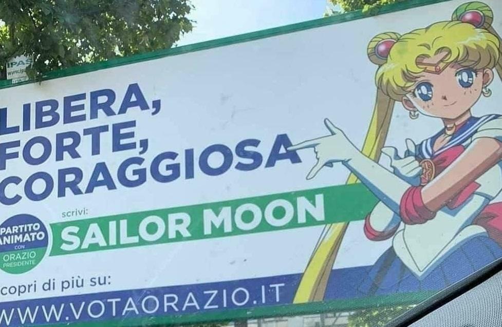 sailor moon | Caserta Web
