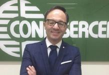 Vincenzo Schiavo,presidente Confesercenti interregionale Campania e Molise