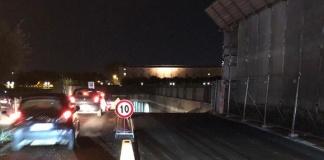 Piano Asfalti a Caserta: notte di lavori al sottovia di piazza Vanvitelli e viale Ellittico