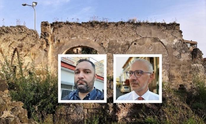 Progetto chiesetta San Donato: Cutillo, Magnifico e Perreca con il De Gasperi di Capodrise