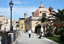 Cantiere Capua: sostituzione della pubblica illuminazione e saggi al ponte sul Volturno