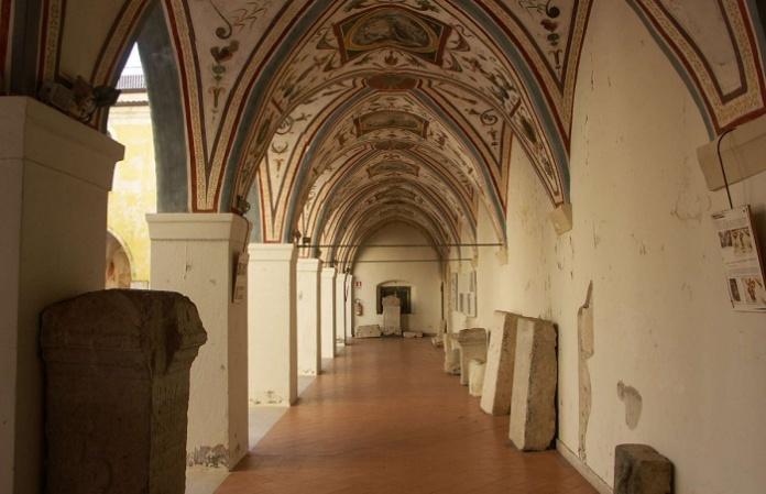 Chiostro di San Domenico, Piedimonte Matese