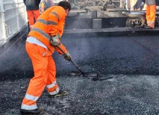 Piano asfalti a Caserta
