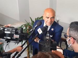Presidente EIC Luca Mascolo