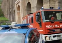 Un 74enne di Maddaloni stamattina si è lanciato dai Ponti della Valle