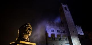 Dante, Mostra Sestini al Quirinale