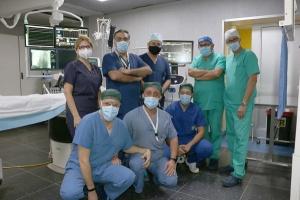 équipe del dr. De Simone